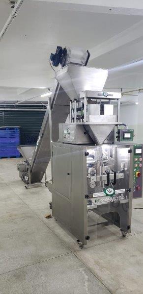 Fábrica de maquinas empacotadoras